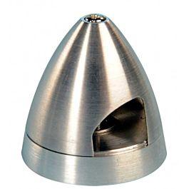 Aluminium spinner 30mm voor 3.2mm as