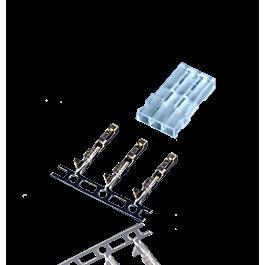 JR servo connector female (50 pcs)