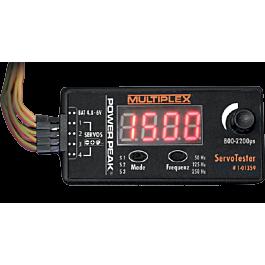 Multiplex - Power Peak Testeur Servos