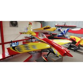 "Pilot RC - Extra 330SC 107"" - Almost ready to fly"