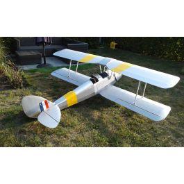 Tiger Moth 270cm (Maxfordusa) with servos