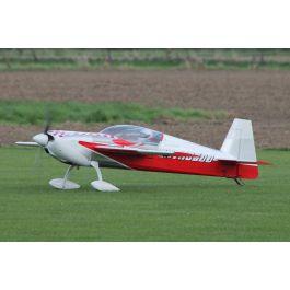 Hangar 9 Extra 300 2.6m with DA120 and Savox servos - second hand