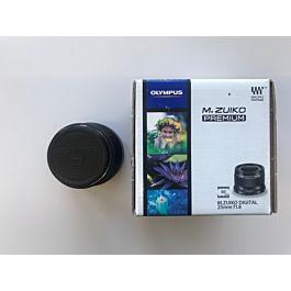 Olympus M.zuiko digital  25 mm lens voor DJI zenmuse x5 x5s x5R