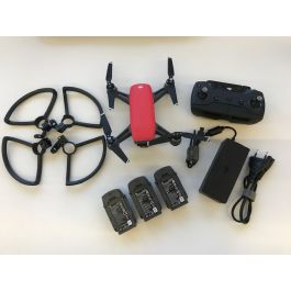 DJI Spark fly more set (2nd hand)