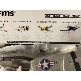 FMS T-28 Trojan - NEW - End of serie