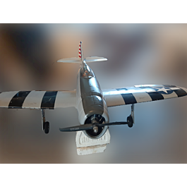 TopFlite P-47 with OS .91 4 stroke, retracts, servos