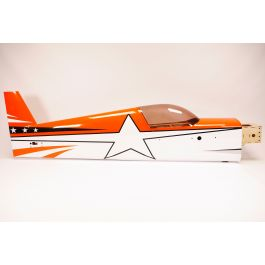 "89"" Slick - Fuselage avec dérive (orange scheme)"