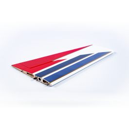 "Edge 540 52"", Wingset (Red/White/Blue)"