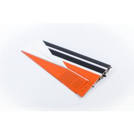 "Edge 540 91"", Wings, Orange"