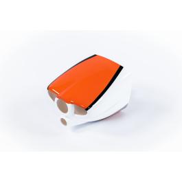 """Edge 540 91"""", Cowl, Orange"""