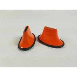 "Edge 540 91"", Gear fairing, Orange"