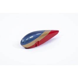 "Edge 540 91"", Wheelpants, Red/White/Blue"