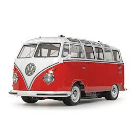 Tamiya VW Type 2 (T1) CLEAR body incl motor & ESC (no radio / batt)