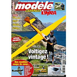 Modèle Magazine August 2021