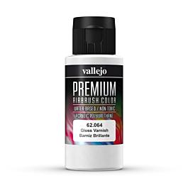 Premium Color Gloss Varnish 60 ml.