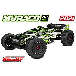 Team Corally - Muraco XP 6S 1/8 Truggy LWB RTR (6S)