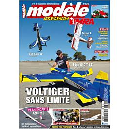 Modèle Magazine Maart 2021