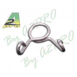 Fuel line clips 5mm (10pcs)