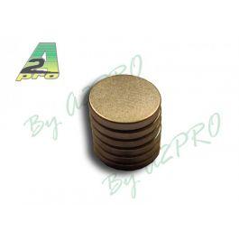 Magnet D10x1.5mm (6pc)