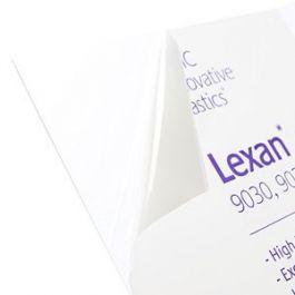 Lexan voor vacuum vorming 1x328x475mm