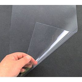 Clear PVC sheet 0.4mm (A3 size)