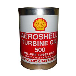 Aeroshell turbine oil 500 (1 L)