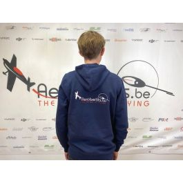 Aerobertics Sweater XL (Navy Blue)