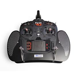 Transmitter Tray for Spektrum NX6 / NX8 / NX10 - Black