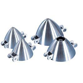 Simprop - Cone 40mm - Alu - Axe 4mm - 8mm Root