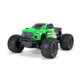 ARRMA GRANITE 4X4 3S BLX BRUSHLESS 1/10TH 4WD MONSTER TRUCK (GREEN)