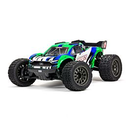 ARRMA VORTEKS 4X4 3S BLX 1/10th Stadium Truck (Green)