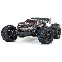 Arrma 1/5 KRATON 4WD EXtreme Bash Roller Black
