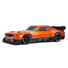 Arrma Felony Resto Mod 6S BLX Street Bash 1/7 4WD RTR (Orange)