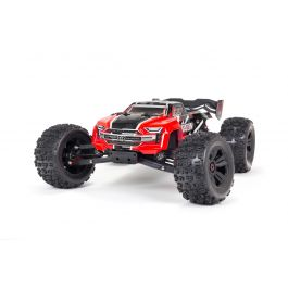 Arrma Kraton 6S 4WD BLX 1/8 Speed Monster Truck – Red – RTR