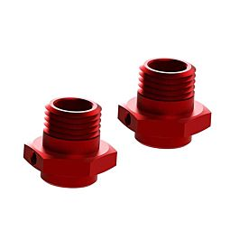 Arrma Wheel Hex Aluminium 17mm (16.5mm tick) (2pcs) (ARAC9416)