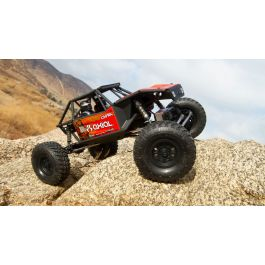 Capra 1.9 Unlimited Trail Buggy 1/10th 4wd RTR Red (AXI03000T1)