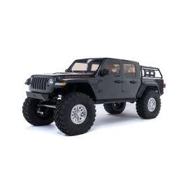 Axial SCX10-III Jeep JT Gladiator w/Portals 1/10th RTR - BLACK