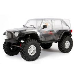 1/10 SCX10 III Jeep JLU Wrangler with Portals 4WD Kit (AXI03007)
