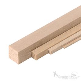 Hardwood Spar (Square) 3x3x1000mm