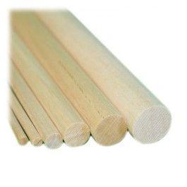 Plywood Rod 2x1000mm