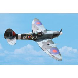 Black Horse Spitfire 33-35cc ARF - Glow and EP