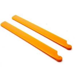 Main rotor blade set (orange) Blade 230s (BLH1577)