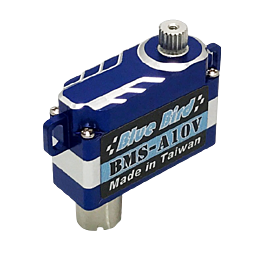 Blue Bird BMS-A10V digital micro HV servo (0,08s/2,9kg)