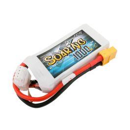 Gens Ace Soaring 1000mAh 3S 11.1V 30C Batterie LiPo