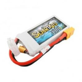 Gens Ace Soaring 1300mAh 2S 7.4V 30C Batterie LiPo