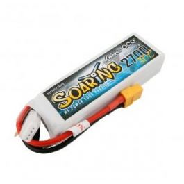 Gens Ace Soaring 2700mAh 3S 11.1V 30C LiPo Batterij
