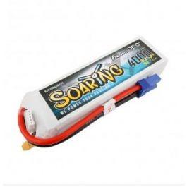 Gens Ace Soaring 4000mAh 4S 14.8V 30C Batterie LiPo