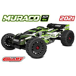 Team Corally - Muraco XP 6S 1/8 Truggy LWB RTR (6S)