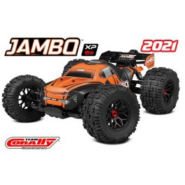 Team Corally - Jambo XP 6S 1/8 Monser Truck SWB RTR