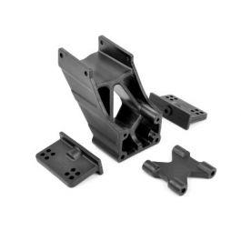 Wing Mount - Adjustable - Composite - 1 Set